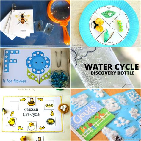 kindergarten themes april montessori themes preschool activities for april natural
