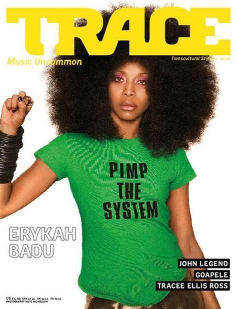 afro hairstyles magazine 74 best erykah badu images on pinterest charm bracelets