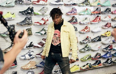 sneaker shopping ski mask the slump god goes sneaker shopping with complex