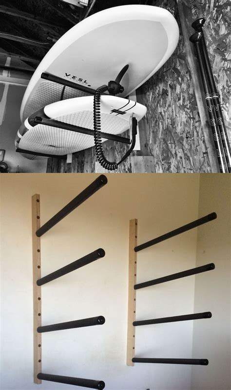 Paddle Board Storage Racks by 25 Best Ideas About Paddle Board Racks On