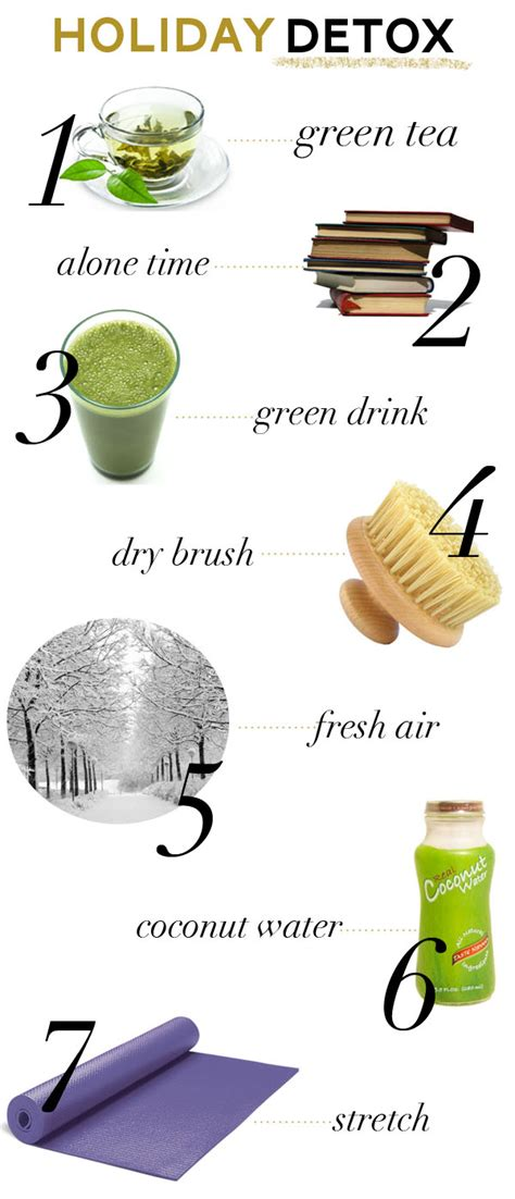 Detox After Holidays by How To Simple Detox Sparkle Media