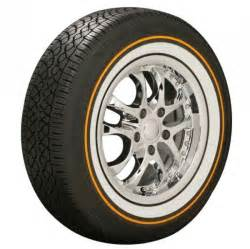 Car Tires With Yellow Stripe 4 New 235 70 15 Vogue Tires White Wall Yellow Stripe Ebay