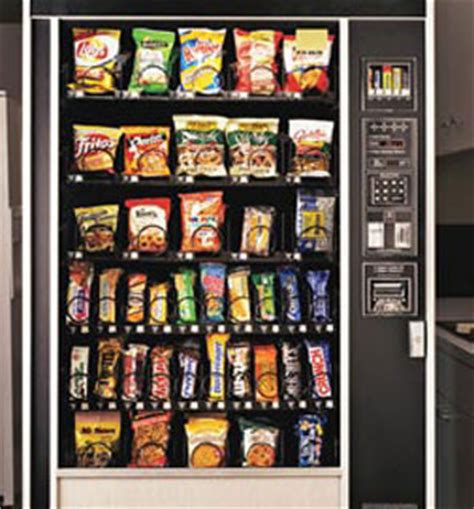 vending machine business income vending machines