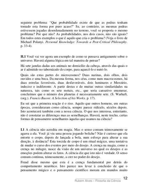 (Livro) filosofia da ciência. introdução ao jogo e suas
