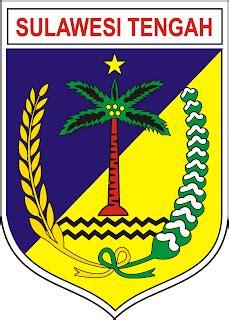 logo provinsi sulawesi tengah kumpulan logo indonesia