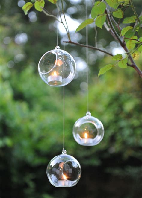 Outdoor Tea Light Holders Buy Large Bauble Tea Light Holder Delivery By Waitrose Garden In Association With Crocus