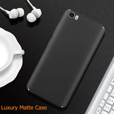 Casing Xiaomi Mi 5 The Custom free screen protector xiaomi mi 5 matte pc back cover for xiaomi mi5 cases and covers