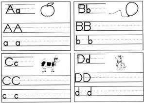 alphabet writing practice worksheets alphabet writing