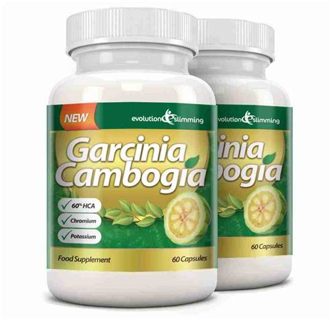 Evolution Slimming Detox Plus Reviews by Garcinia Cambogia 1000mg 60 Hca With Potassium And