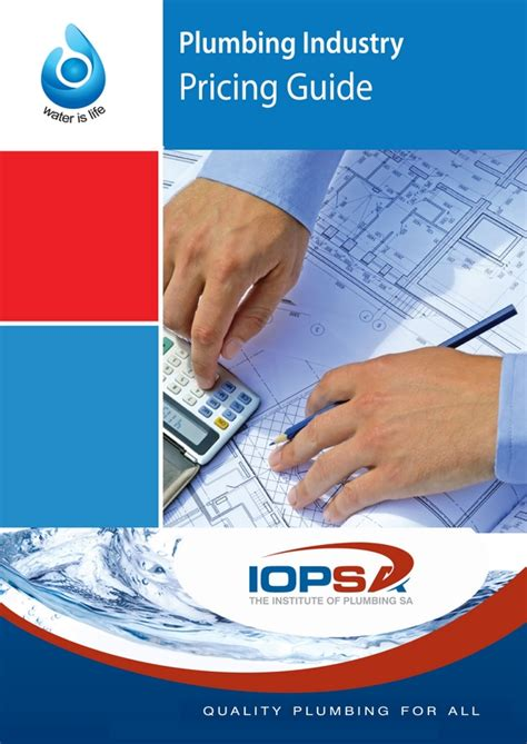 iopsa launches plumbing industry pricing guide south