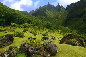 National Botanical Garden Kauai Limahuli Garden