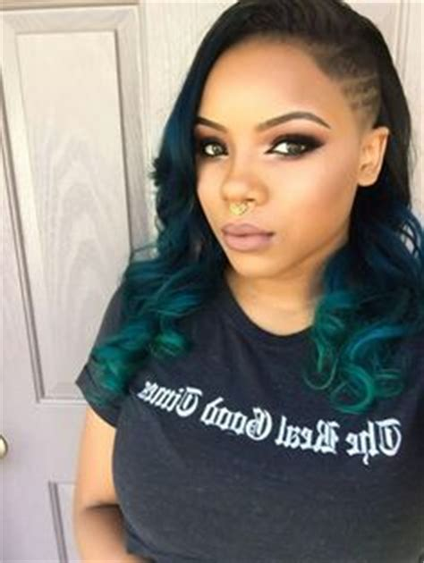 cute sew in hairstyles for shaved sides shaved side shaved side pinterest shaved sides nice