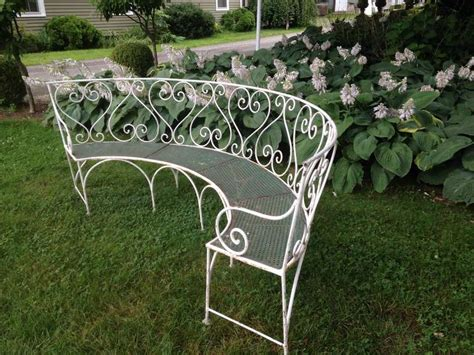 wrought iron garden benches sale wrought iron french garden bench for sale at 1stdibs