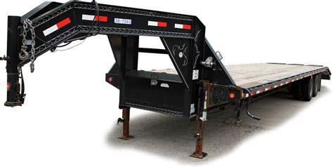 flat bed trailer rental round trip gooseneck flatbed trailer rental iowa city cr ia