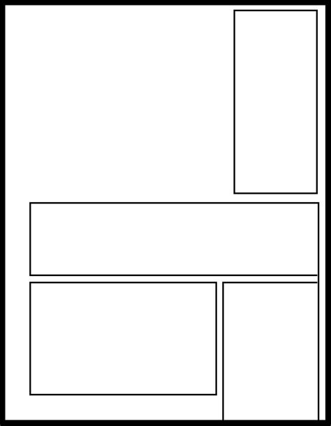 Comic Template Maker Templates Station Comic Template Maker