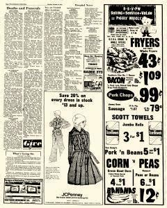 Middlesboro Daily News Newspaper Archives Oct 8 1969 P 6 middlesboro daily news newspaper archives oct 22 1973 p 2