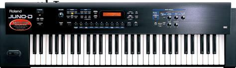 Keyboard Roland Juno D Baru roland juno d limited edition synthesizer