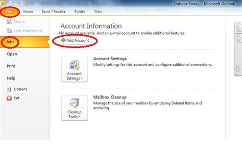 smtp port 465 configuring imaps and smtps in outlook 2010