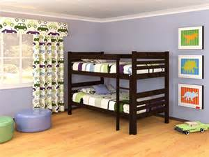 Affordable wooden bunk beds and kids bunk beds all available at the