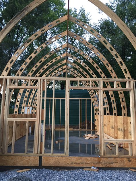 arched cabins arched cabin kits and rental cabins