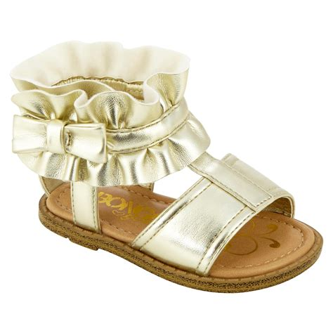 baby gold sandals bongo baby s sandal bernadette gold