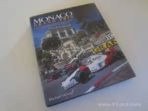 grand prix yesterday today books book review monaco grand prix by michael hewett f1 nut