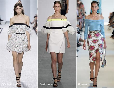 spring summer  fashion trends fashionisers