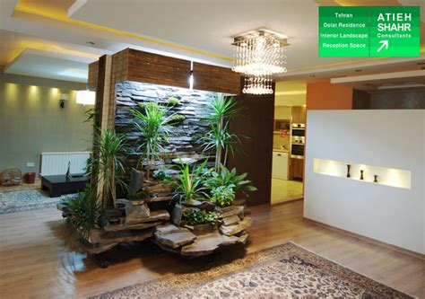 indoor landscaping interior landscape of dolat residence modern indoor
