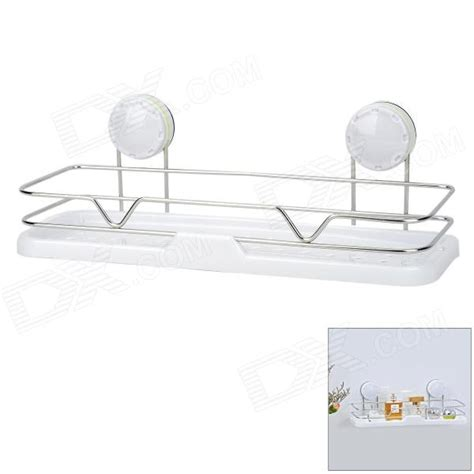 suction cup shelf bathroom chelly 304 stainless steel bathroom shelf w suction cup