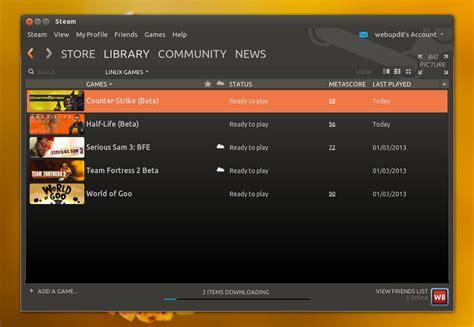 docker tutorial suse portallinux steam for linux half life y counter strike