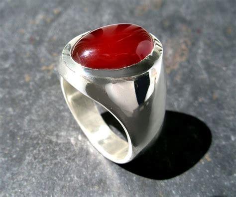 Cincin Batu Akik Orange Carnelian Top 17 best images about accessories on black onyx ring sterling silver and