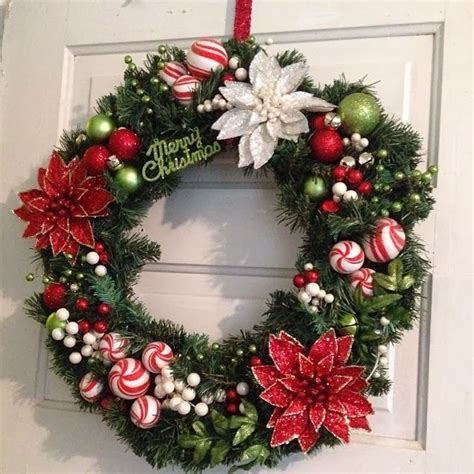 la vie diy 12 days of christmas diy wreaths inspiration