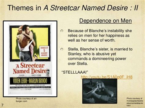 streetcar named desire themes the life work of tennessee williams