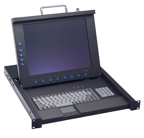 Laptop Rack Mount by Industrial Rackmount Computer Systems From Assured Systems