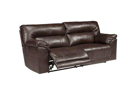 Durablend Reclining Sofa Barrettsville Durablend 174 Reclining Sofa Cincinnati Overstock Warehouse