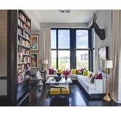 Jamie Drakes Trendy New York Apartment &171 Adelto