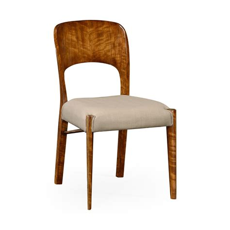 deco dining chair 1950 s side chair swanky interiors