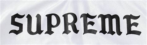 dafont supreme font what is this gothic font used by supreme forum dafont com