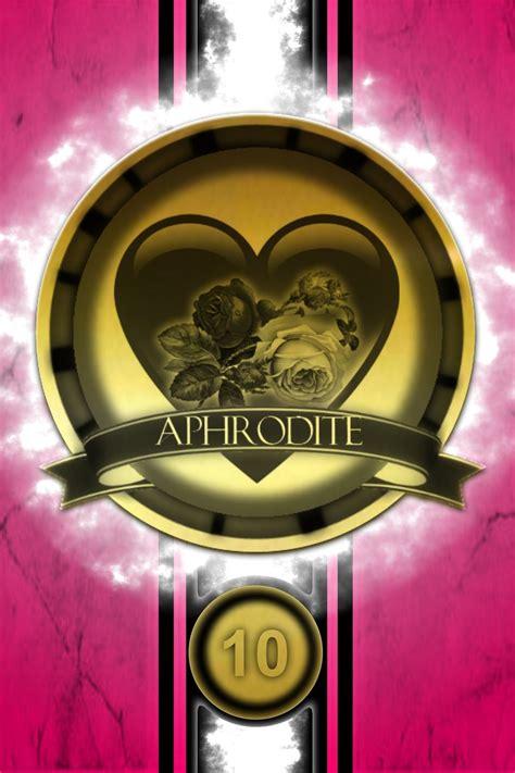Aphrodite Cabin by Aphrodite Cabin Golden Logo Poster By Jimuelmaurer26 On