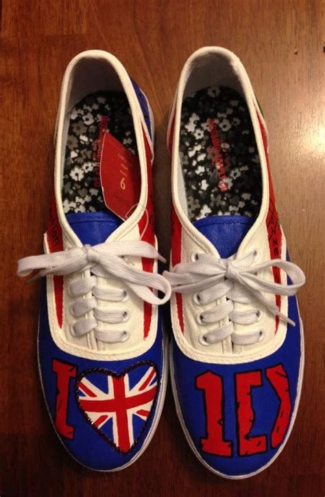 diy one direction shoes 21 best my diy projects images on