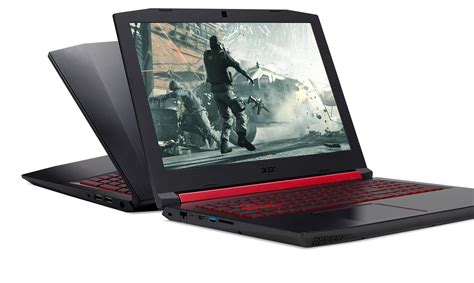 Laptop Acer Nitro acer s new nitro 5 laptop gives casual gamers a powerful machine starting at 799