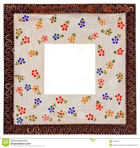 Handmade Photo Frame Design - picture frame handmade stock photo image of floral