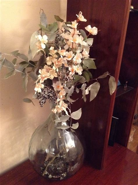 floreros y flores artificiales flores secas y flores artificiales jarrones flores secas