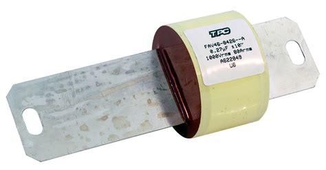 polypropylene capacitor temperature axial polypropylene capacitors