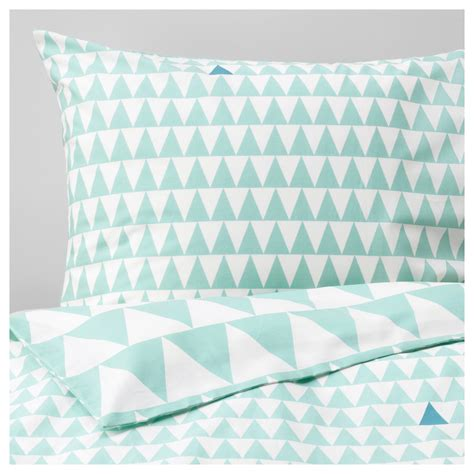 Turquoise Quilt Cover by Stillsamt Quilt Cover And Pillowcase Light Turquoise