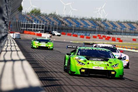 Lamborghini Racing Team Grasser Racing Team S Lamborghini Hurac 225 N Gt3 Took The Win