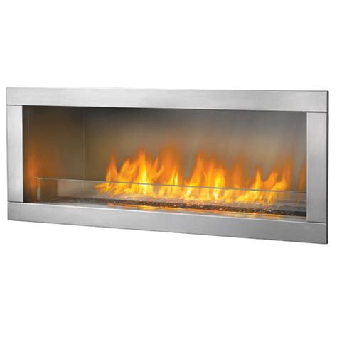 Outdoor Linear Gas Fireplace by Outdoor Linear Fireplace Friendly Firesfriendly Fires