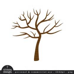 Tree Trunk With Branches Template by Printable Pdf Tree With No Leaves Winter Tree