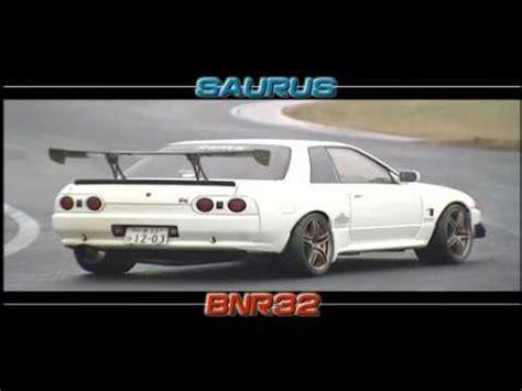 garage saurus garage saurus nissan skyline r32 time attack youtube