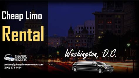 cheap limo rentals experience true luxury with cheap limo service dc 800